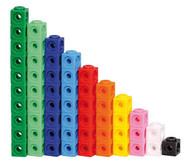 Steckwürfel, Dick-System, 100 Stück