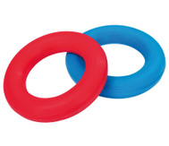 Tennisring in Rot oder Blau