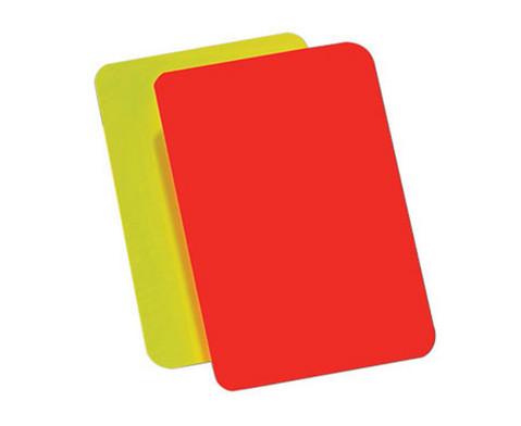 Schiedsrichter-Karte