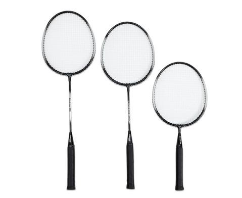 Betzold Sport Badmintonschlaeger Alu-Line