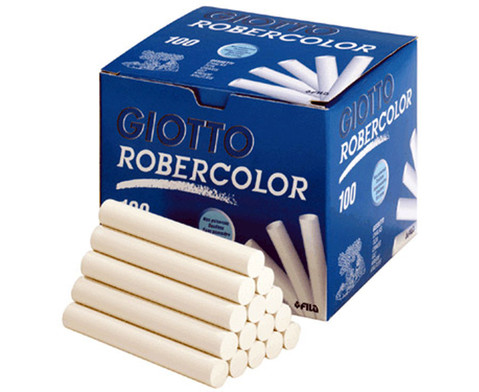 Robercolor-Kreide 100 Stueck