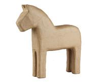 Pappmaché-Pferde im Set
