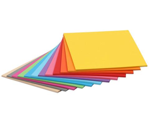 Tonzeichenkarton 120 Blatt oder Bogen