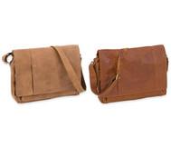 Vintage Umhängetasche Calista, Notebookfach
