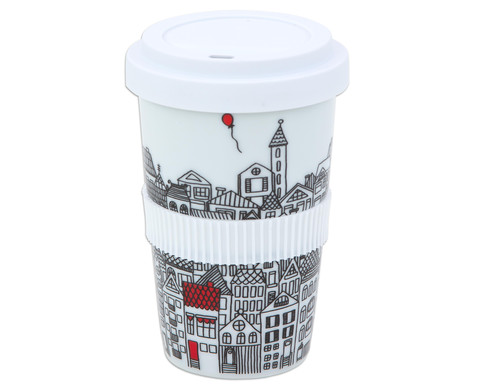 Coffee to go-Becher