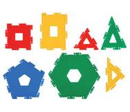 Xeo Geometriebaukasten - Klassensatz