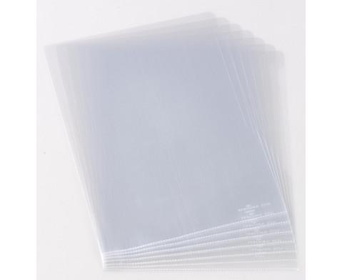 Sichthuellen transparent 100 Stueck