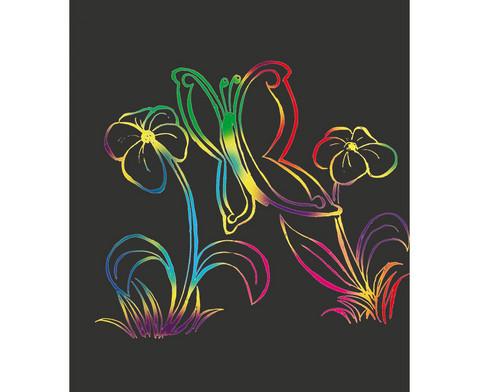 Scratch-Art Kratzpapier 50-tlg