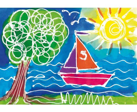 AquaTint-Zeichentusche Einzelfarben-3