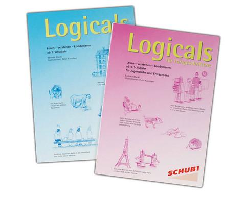 Logicals fuer Fortgeschrittene ab  4 Schuljahr