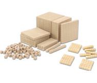 Zehnersystem-Teile aus RE-WOOD®