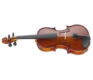 Geige Vollmassiv in 4 Grössen