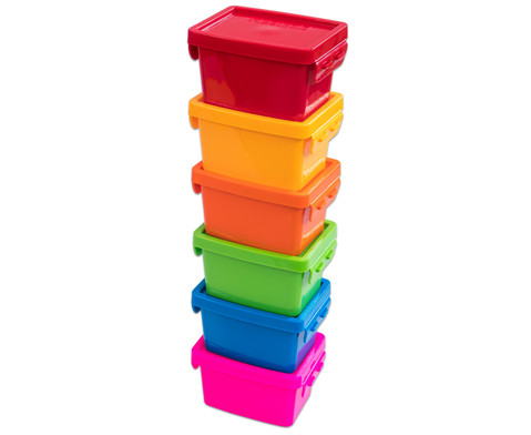 Betzold Box klein 300 ml Ausfuehrung und Farbe waehlbar