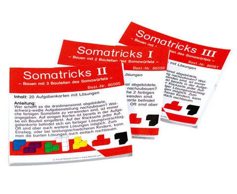 Betzold Somatricks-Kartensaetze