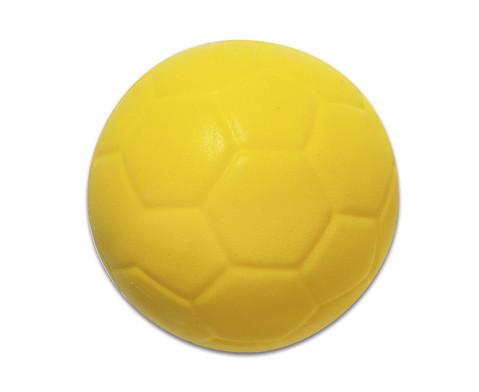 Betzold Sport Schaumstoff-Fussball gelb