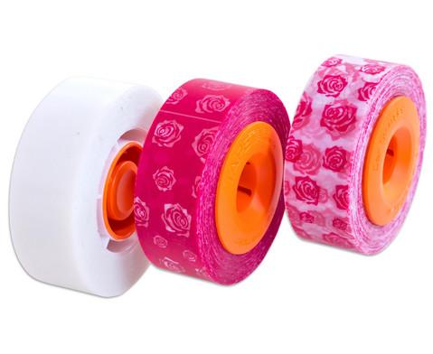 TapeTac Klebebaender verschiedene Farben-1
