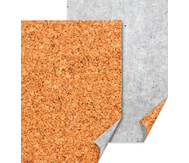 Motivkarton Beton/ Kork, 10 Bogen