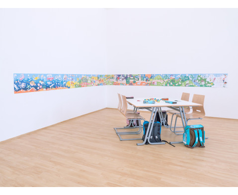 PlayMais Riesen Wandbild Landschaften-7