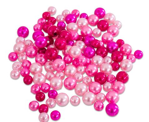 Metallicperlen-Set Pink-Toene-2