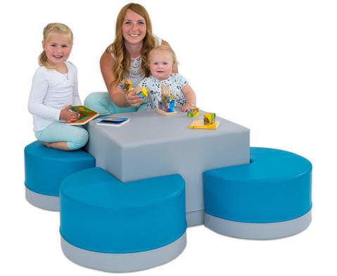Tischgruppe Mena 5-tlg-2