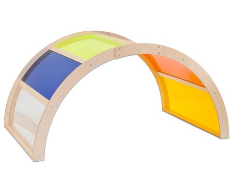 EduCasa Regenbogen mit Acrylglas-1
