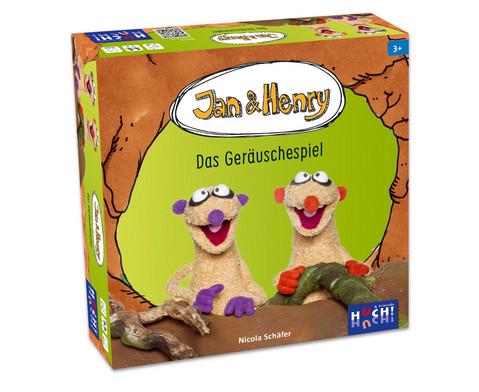 Jan und Henry - Geraeuschespiel-1