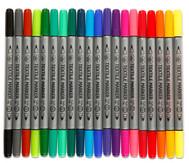 Textilmalstifte Duo, 20 Stück