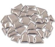 Keramik-Scherben silber, 500 g