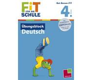 Fit für die Schule - Übungsblock Deutsch ab der 4. Klasse