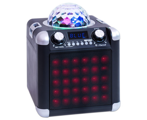 Soundbox Light Cube plus