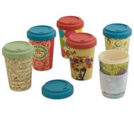 Kaffeebecher aus Bambusfaser