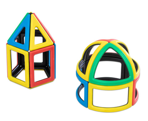 POLYDRON Magnetic Mathe-Set