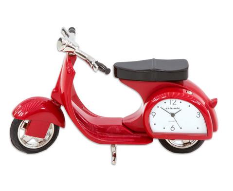 Design-Quarzuhr Vespa rot mit Citizen-Uhrwerk-1