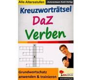 Kreuzworträtsel DaZ Verben