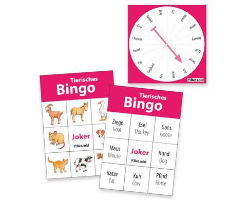 Betzold Tierisches Bingo