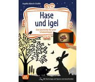 Hase und Igel - Schattentheater-Set