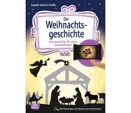 Die Weihnachtsgeschichte - Schattentheater-Set
