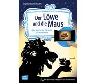 Der Löwe und die Maus - Schattentheater-Set