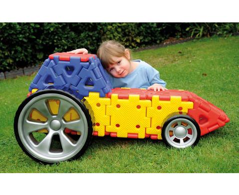 Riesen Polydron Fahrzeugbausatz-2