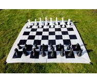 Outdoor Schach, 1,58 x 1,58 m