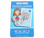 Deutsch lernen - Unregelmäßige Verben beugen