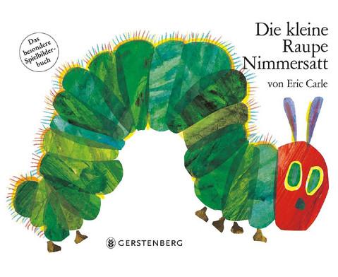Die kleine Raupe Nimmersatt - Grosse Pappausgabe