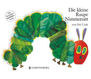 Die kleine Raupe Nimmersatt - Große Pappausgabe