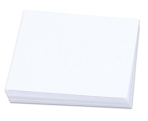 Betzold Blankokarten fuer Pocket Cube klein 9 x 9 cm