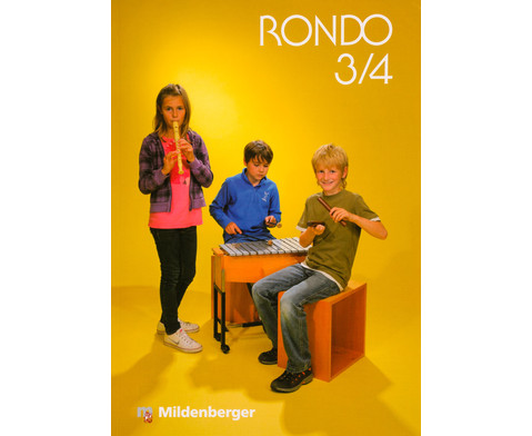 RONDO 3-4 - Arbeitsheft 4-1