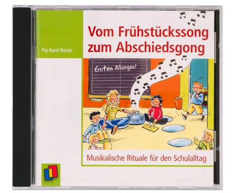 CD - Vom Fruehstueckssong zum Abschiedsgong