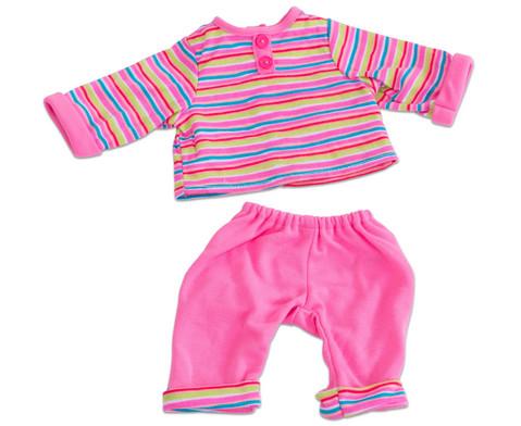 Puppen Schlafanzug 38 cm-1