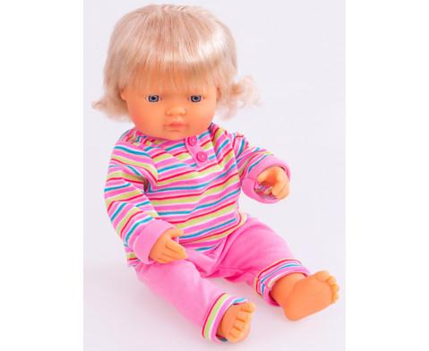 Puppen Schlafanzug 38 cm-3