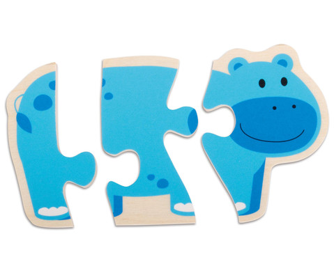 Puzzle Happy Animal-4