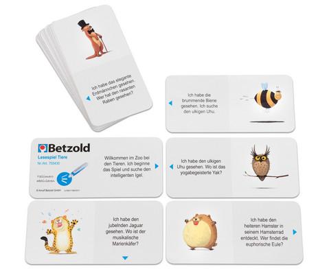 Tellimero Lesespiel Tiere-1